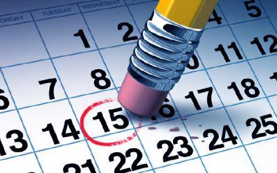 Datum i vrijeme održavanja predavanja u sklopu Plana trajnog usavršavanja za 2018. godinu KBC-a Rijeka