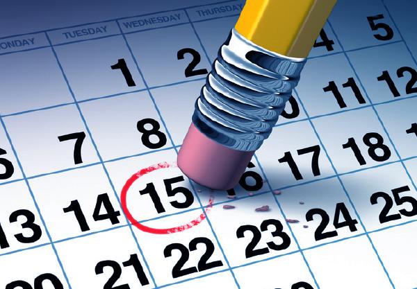 Datum i vrijeme održavanja predavanja u sklopu Plana trajnog usavršavanja za 2019.g. Klinički bolnički centar Rijeka